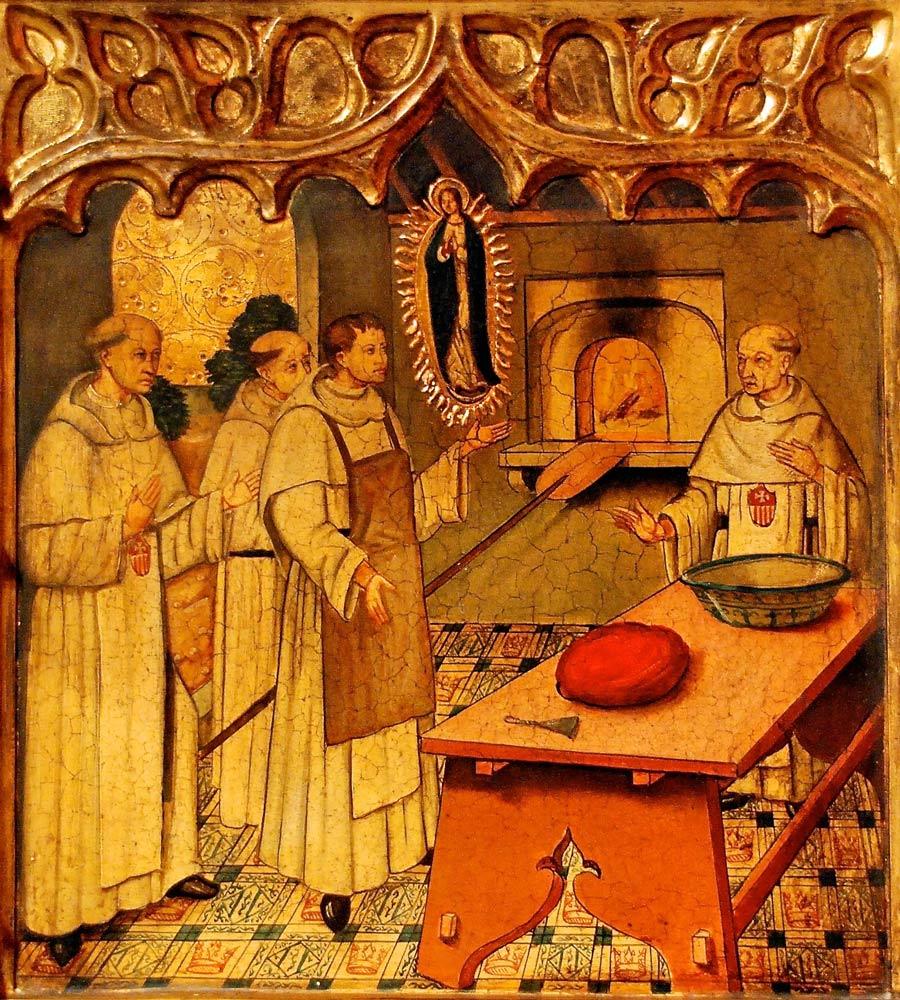 Retablo de la Inmaculada del Santa María del Puig