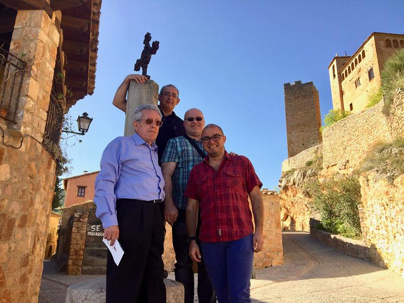 Visita a la ciudad medieval de Alquézar